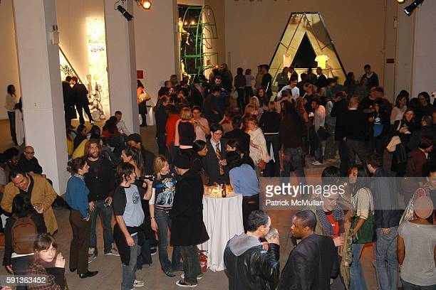Atmosphere and Party Interior attend Nike's Ginga A Celebration of Culture and Sport Brought to Life Through the 2005 Nike Summer Collection at Exit...