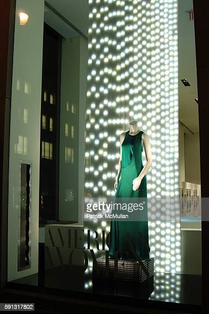 Atmosphere and Windows attend Calvin Klein hosts a party to celebrate Bryan Adams' new photo book American Women to benefit The Society of Memorial...
