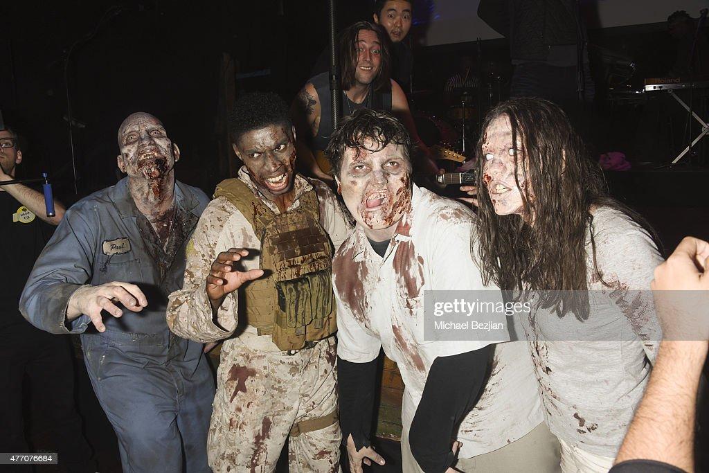 Overkill's The Walking Dead : News Photo