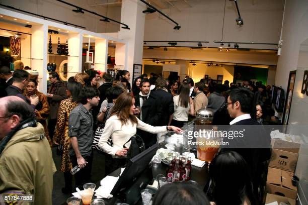 Atmosphere at 8th Annual BoCONCEPT/KOLDESIGN Holiday Party at Bo Concept Madison Ave on December 14th 2010 in New York City