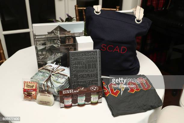 Atmosphere at a party for the 20th Anniversary of the Savannah Film Festival hosted by CAA Agent Tracy Brennan and presented by SCAD on March 21 2017...