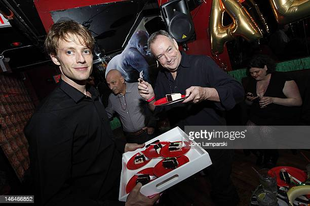 Atmosphere at Alex Carr's birthday celebration at The Stonewall Inn on June 16 2012 in New York City
