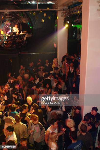 Atmosphere at AMANDA LEPORE DOLL After Party at Happy Valley on April 11 2006 in New York City