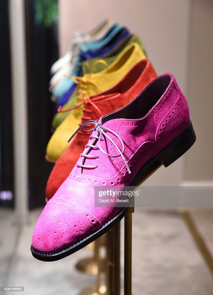 An Evening Of Shopping And Cocktails With Manolo : News Photo