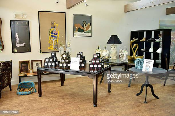 Atmosphere at Animal Rescue Fund of the Hamptons 6th Annual Thrift Shop Designer Showhouse at ARF Thrift Treasure Shop on May 28 2016 in Sagaponack NY