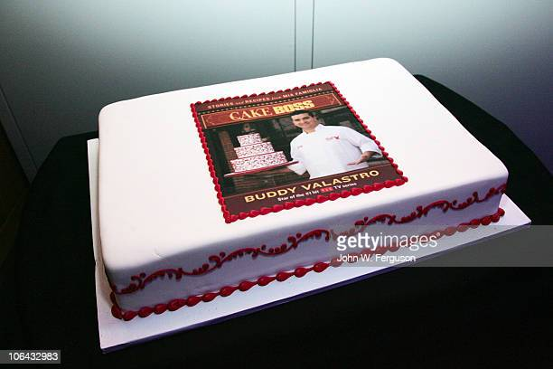 Atmosphere at Cake Boss Buddy Valastro's book launch at W Hotel on November 1 2010 in Hoboken New Jersey