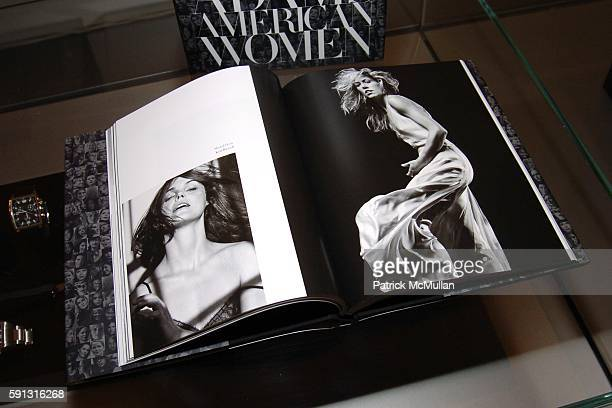 Atmosphere at Calvin Klein hosts a party to celebrate Bryan Adams' new photo book American Women to benefit The Society of Memorial SloanKettering...