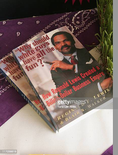 Atmosphere at Celebrating The Legacy Of Business Icon Reginald F. Lewis at the estate of Loida Lewis July 4, 2008 in Sag Harbor, New York.