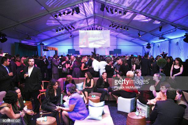 Atmosphere at CONDE NAST TRAVELER Readers' Choice Awards & 20TH Anniversary Party at Cooper-Hewitt National Design Museum on October 10, 2007 in New...