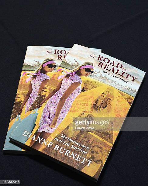 Atmosphere at Dianne Burnett's Road To Reality Book Launch Party at The Kimberly Hotel on September 18 2012 in New York City