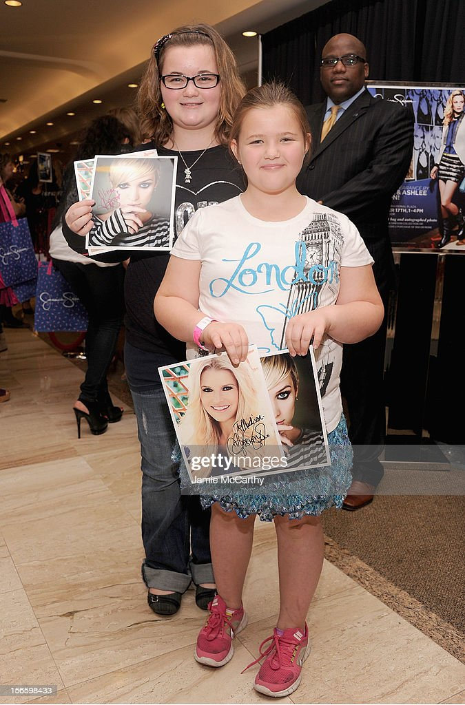 Atmosphere at Dillard's at International Plaza In Support Of the Jessica Simpson Collection on November 17, 2012 in Tampa, Florida.