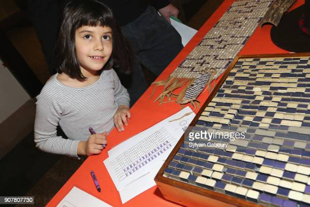 Atmosphere at DiMenna Children's History Museum Family Benefit Party 2018 on January 20 2018 in New York City