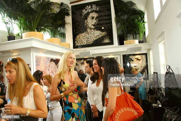 Atmosphere at DOLCE GABBANA Luncheon and Fall Presentation Hosted by Samantha Boardman Rosen Stephanie Winston Wolkoff and Stephanie Seymour Brant at...