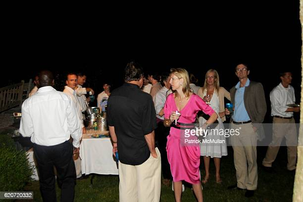 Atmosphere at DreamWorks Pictures Screening of GHOST TOWN and After Party Hosted by SARA and PATRICK HANDREKE at GOOSE CREEK on July 18 2008 in East...