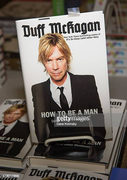 duff mckagan book signing for how to be a man ストックフォトと画像