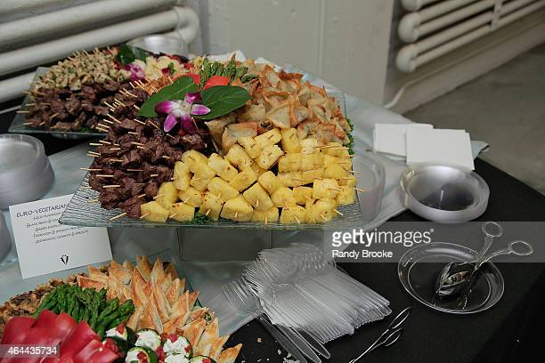 Atmosphere at FilmRise Celebrates new office in Industry City in Brooklyn at FilmRise on February 25 2015 in Brooklyn New York