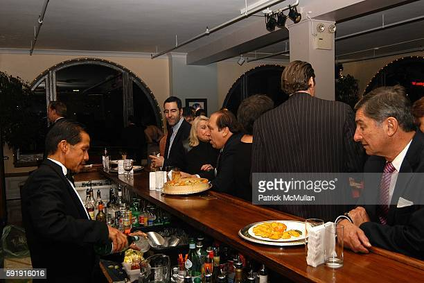 Atmosphere at Fundación Amistad presents IMAGES OF CUBA Dancing at Tropicana A Night in Old Havana at Manhattan Penthouse on October 26 2005 in New...