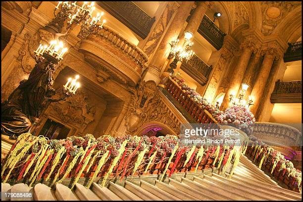 Atmosphere at Gala Evening For 'Mireille' At Palais Garnier