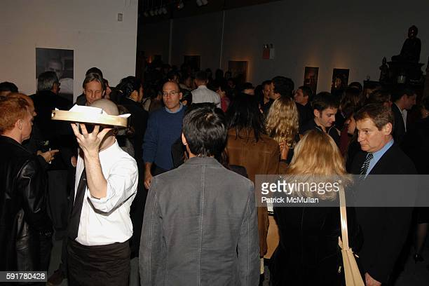 Atmosphere at GIANT Magazine and Rugged Land Books release party for Matthew Modine's Full Metal Jacket Diary at Gallery Vietnam on October 25 2005...