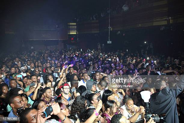 Atmosphere at Girls Night Out at Webster Hall on March 31 2011 in New York City