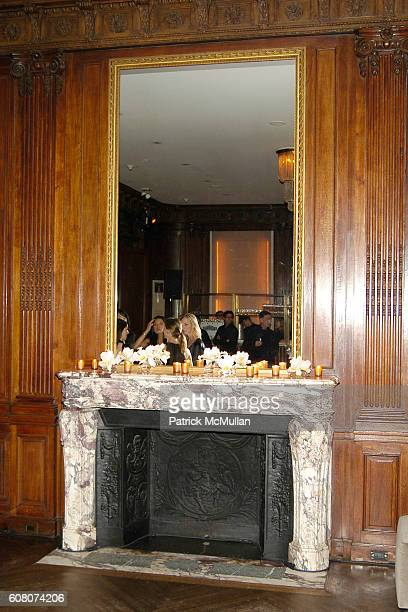 Atmosphere at GUCCI Hosts the NEUE GALERIE NEW YORK Fifth Annual WINTER GALA at NEUE GALERIE on December 12 2006 in New York City