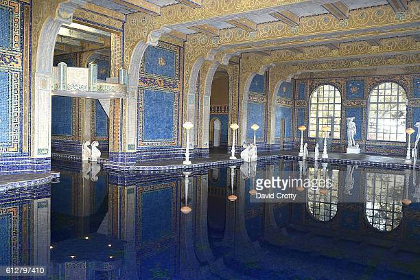 Atmosphere at Hearst Castle Preservation Foundation Annual Benefit Weekend Private Tour with Museum Director Mary Levkoff at Hearst Castle on October...