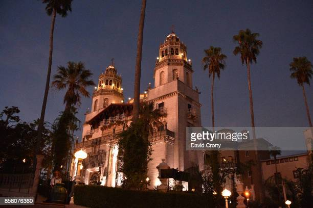 Atmosphere at Hearst Castle Preservation Foundation Benefit Weekend James Bond 007 Costume Gala at Hearst Castle on September 29 2017 in San Simeon CA