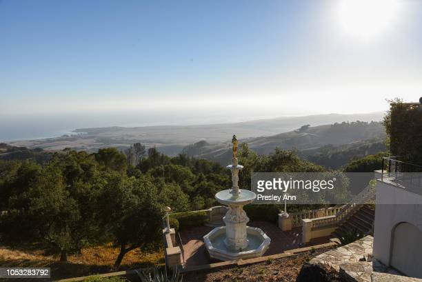 Atmosphere at Hearst Castle Preservation Foundation - Hollywood Royalty Dinner at Hearst Castle on September 28, 2018 in San Simeon, CA.