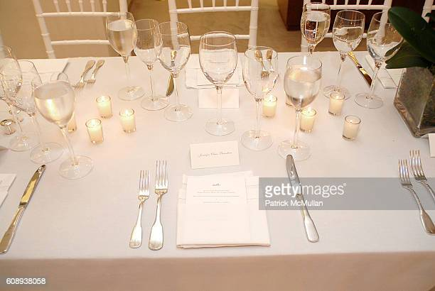 Atmosphere at Hermes Private Dinner in Honor of LAXART at Hermes on November 1 2007 in Beverly Hills CA