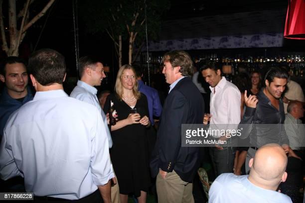 Atmosphere at INFA Energy Brokers LLC celebrates the release of BRAD SCHAEFFER's 'Hummel's Cross' at Provocateur on September 24 2010 in New York ***...