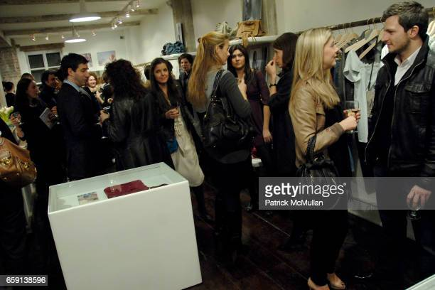 Atmosphere at JEROME DREYFUSS Fall/Winter 2009 Collection at LUDIVINE Uptown at Boutique Ludivine on February 19 2009 in New York City