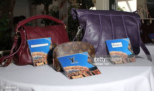"""Atmosphere at KIIS FM's 7th Annual """"Pick Your Purse Party"""" held at Il Cielo on November 17, 2010 in Beverly Hills, California."""