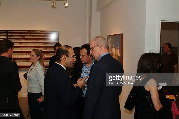 Atmosphere at KiptonART and Moti Hasson Gallery present ADVENTURA at Moti Hasson Gallery on September 7 2006 in New York City