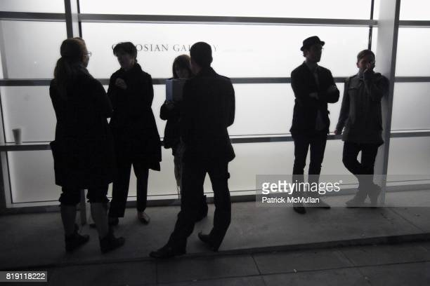 Atmosphere at LARRY GAGOSIAN hosts the ANDREAS GURSKY Opening Exhibition at GAGOSIAN GALLERY at Gagosian Gallery on March 4 2010 in Beverly Hills...