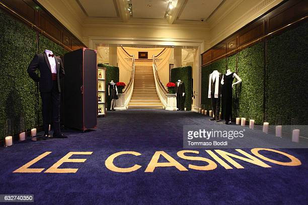 Brooks Brothers Hosts Le Casino Night To Benefit Ucla