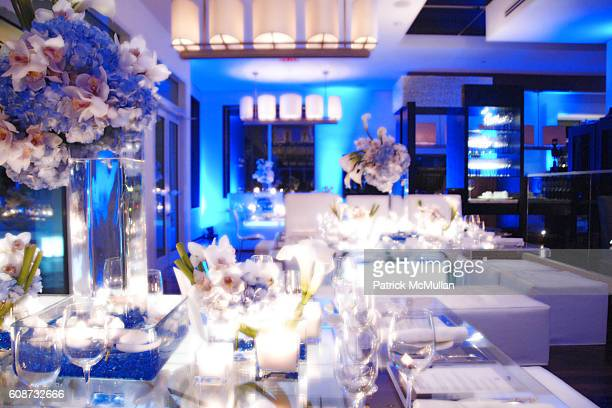 Atmosphere at MANDARIN ORIENTAL HOTEL GROUP Party for the SOTHEBY'S Contemporary Asian Art Exhibition at The Mandarin Oriental on December 6 2007 in...