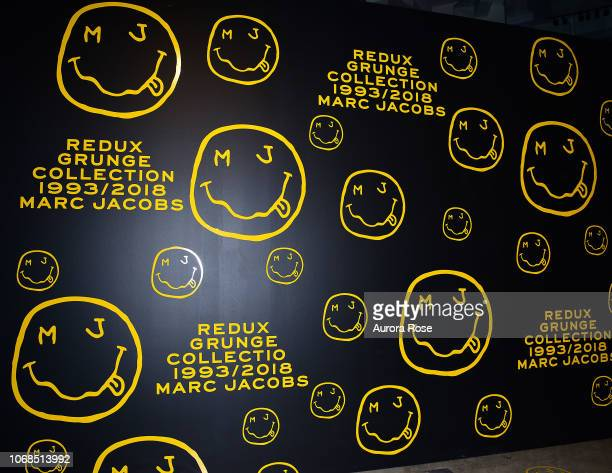 Atmosphere at Marc Jacobs Sofia Coppola Katie Grand Celebrate The Marc Jacobs Redux Grunge Collection And The Opening Of Marc Jacobs Madison at Marc...