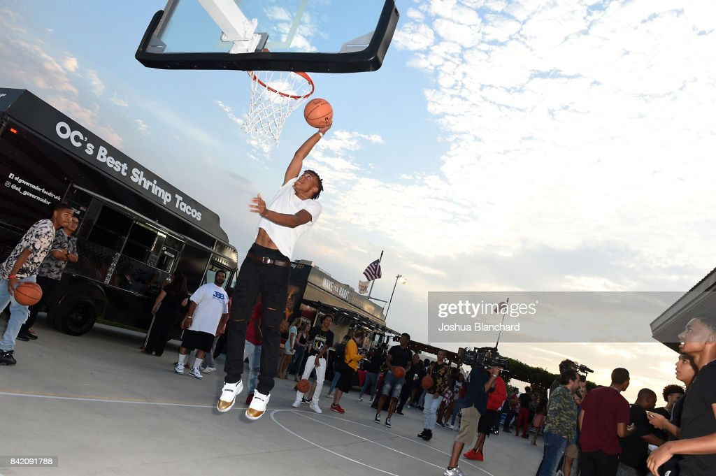 Atmosphere at Melo Ball's 16th Birthday on September 2, 2017 in Chino, California.