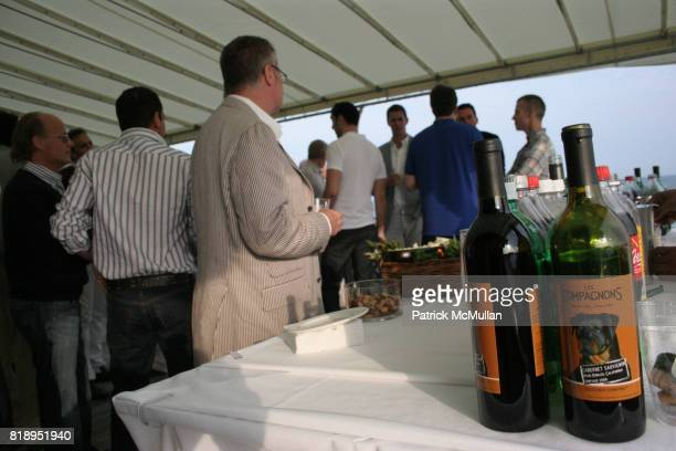 Atmosphere at MIRACLE HOUSE 20th Anniversary Memorial Day Summer Kickoff Benefit honoring Amy Chanos and Jim Chanos at Bridgehampton Tennis Surf Club...
