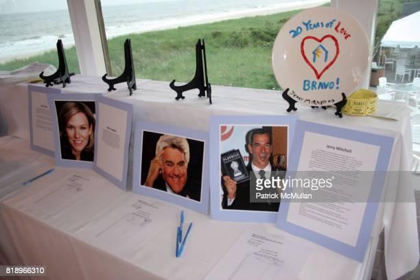 Atmosphere at MIRACLE HOUSE 20th Anniversary Memorial Day Summer Kickoff Benefit honoring Amy Chanos and Jim Chanos at Bridgehampton Tennis Surf Club...