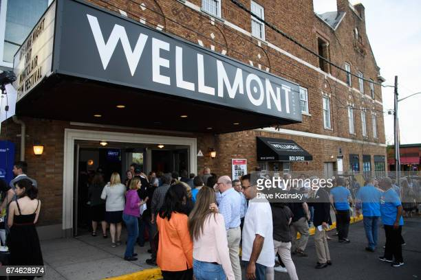 Atmosphere at Montclair Film Festival 2017 Opening Night on April 28 2017 in Montclair New Jersey