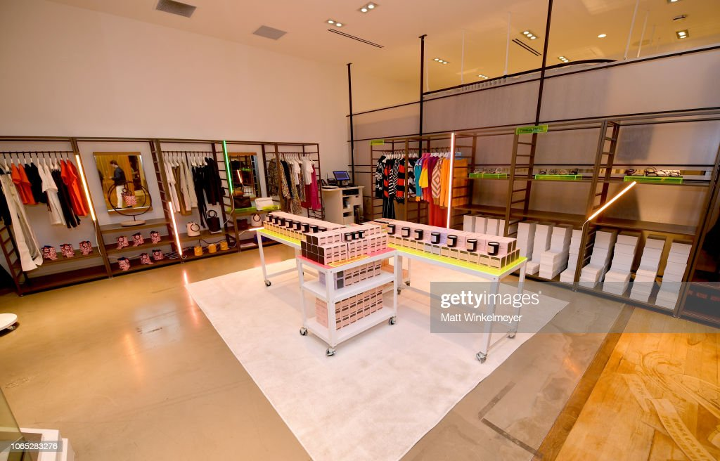 Nordstrom SPACE Holiday Pop-Up : News Photo