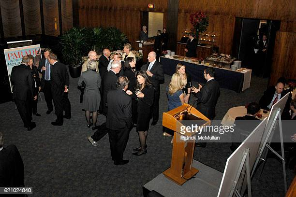 Atmosphere at PARADE Magazine and THE DOUBLEDAY BROADWAY Publishing Celebrate SENATOR JIM WEBB's New Publication A Time To Fight at Four Seasons...
