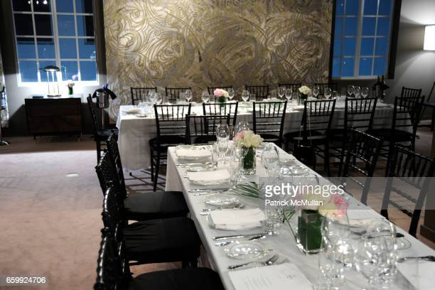 Atmosphere at Peter Dundas of EMILIO PUCCI hosts a dinner at The Webster at The Webster on December 3, 2009 in Miami Beach, Florida.