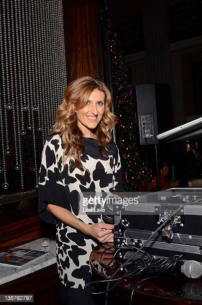 Atmosphere at Philadelphia Style Magazine cover event hosted by Melania Trump at Ritz Carlton Hotel on December 13 2011 in Philadelphia Pennsylvania