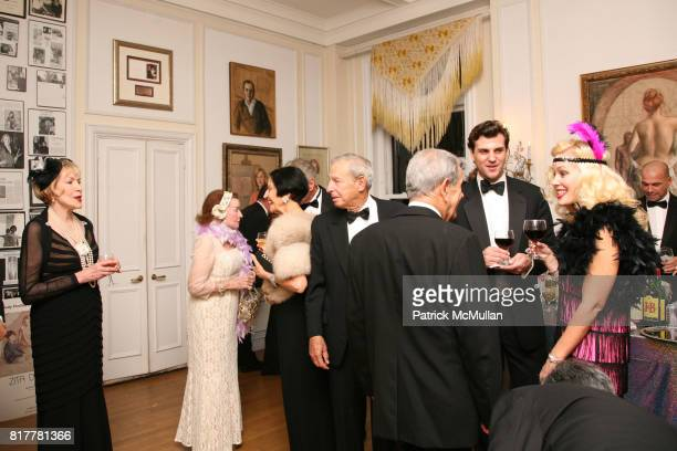 Atmosphere at Portrait artist ZITA DAVISSON's Great Gatsby Party A Roaring 20's Evening at Private Residence on October 20 2010 in New York