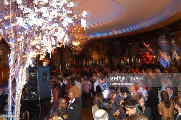 Atmosphere at Preston Bailey Event Designer for the Wedding of Donald Trump and Melania Knauss Celebrates the Publication of his Book Fantasy...