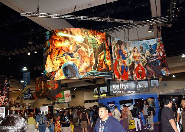 Atmosphere at preview night for the 2007 Comic Con International at the San Diego Convention Center in San Diego, California