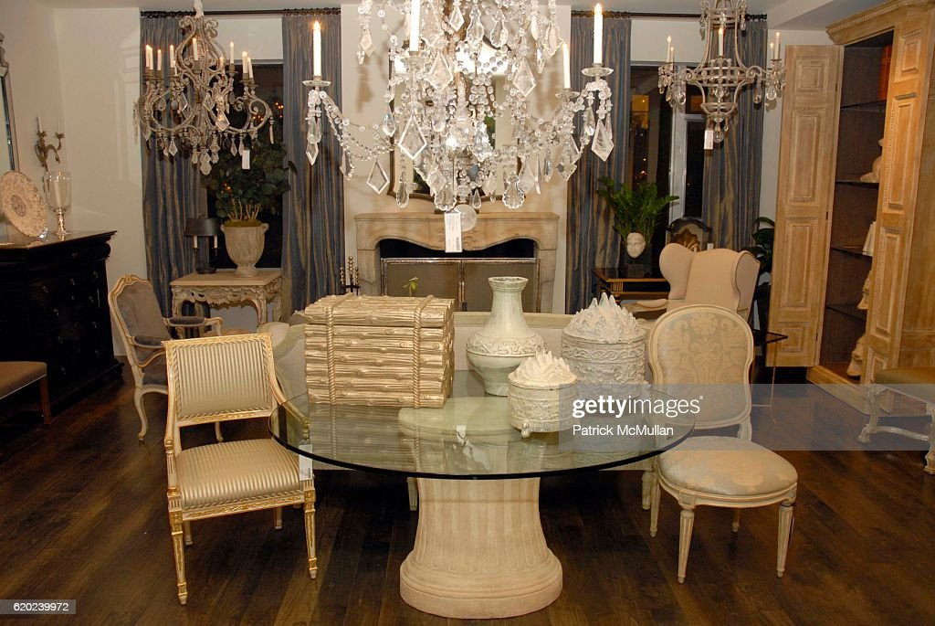 Awe Inspiring Atmosphere At Rose Tarlow Peter Sallick And Meg Touborg Gmtry Best Dining Table And Chair Ideas Images Gmtryco