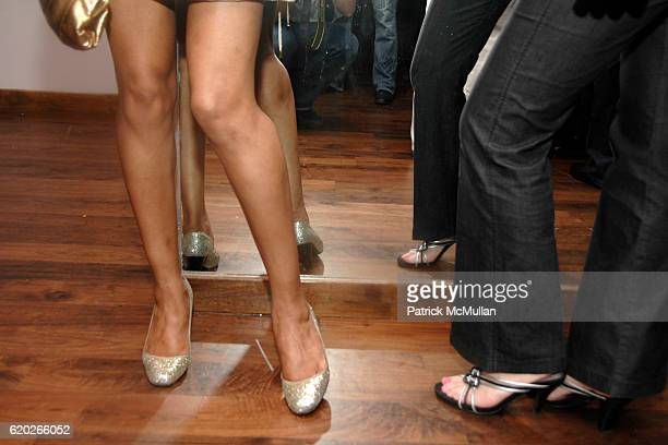 Atmosphere at SOCIAL LIFE Magazine Cover Party Sponsored by SARAR and PERONI at Soho House Library on April 24 2008 in New York City